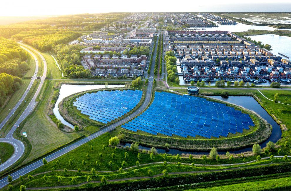 Κτίρια καθαρών εκπομπών διοξειδίου άνθρακα