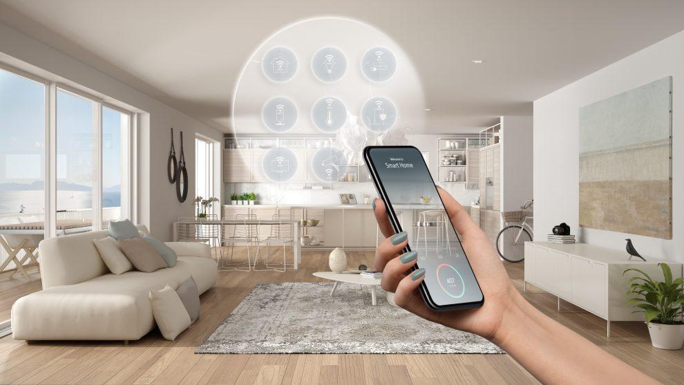 Smart Home απο τη likeart