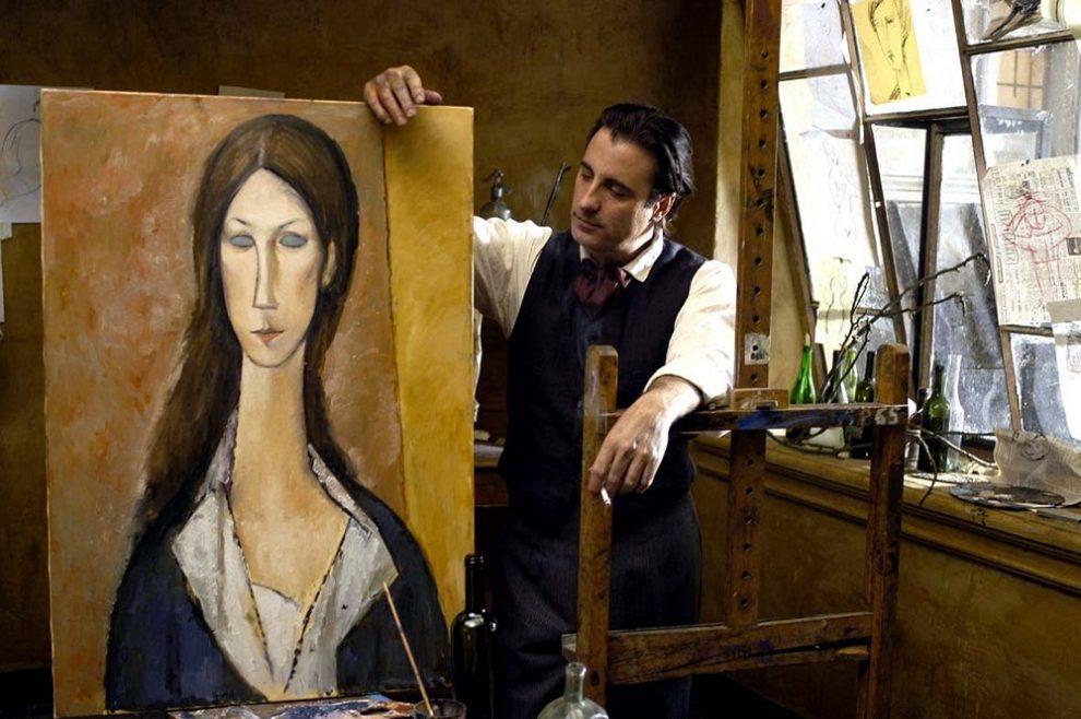 Modigliani movie