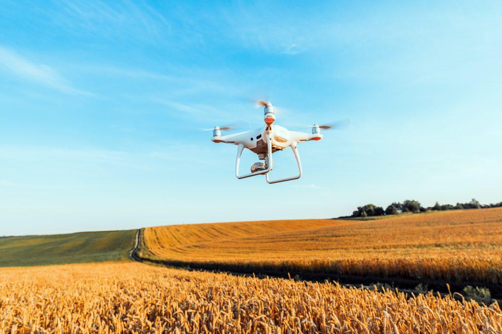 Πτήση με drone