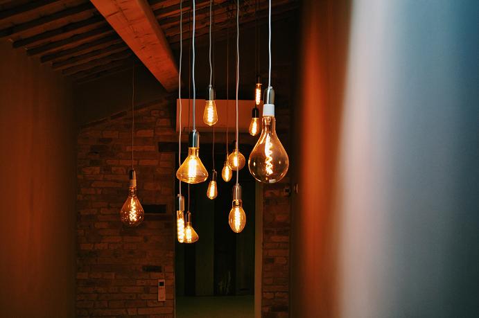 Κρεμαστά φωτιστικά οροφής Vintage