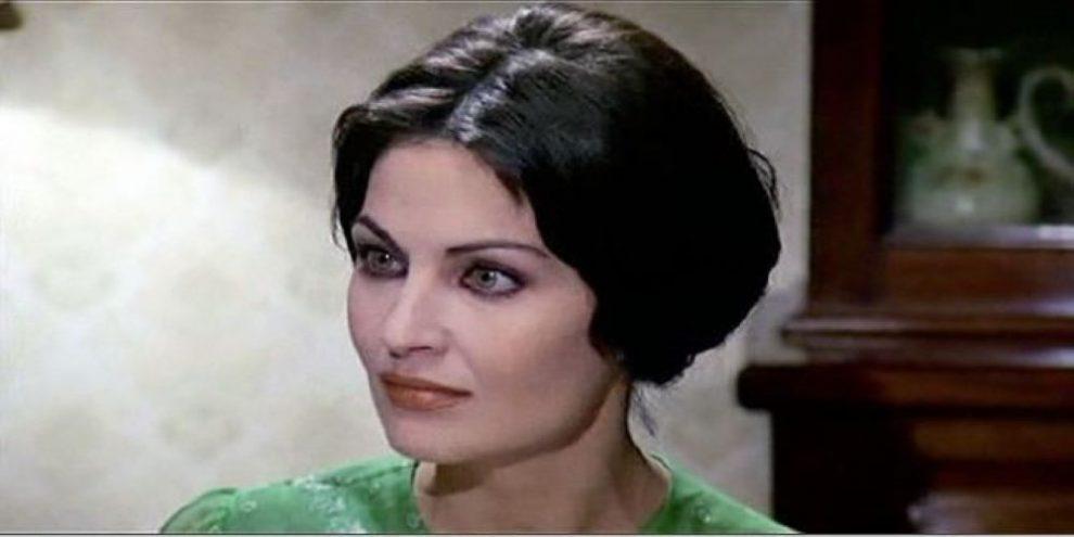 Η Ελληνίδα ηθοποιός Όλγα Καρλάτου