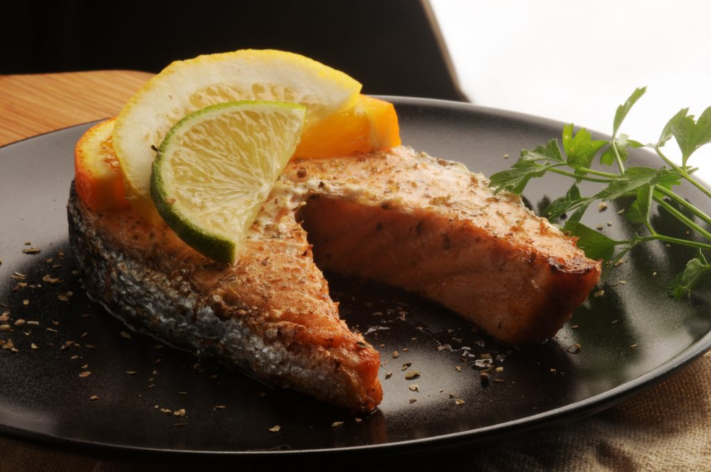 Σολομός ψάρι