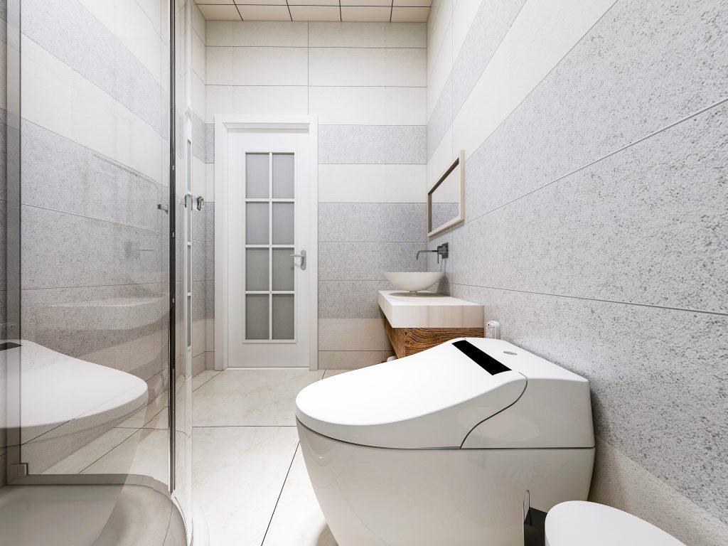Έξυπνη τουαλέτα