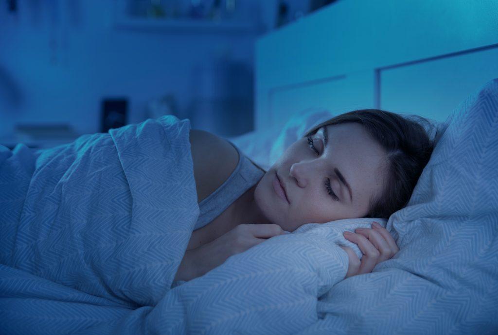 Σωστός φωτισμός για βραδινό ύπνο