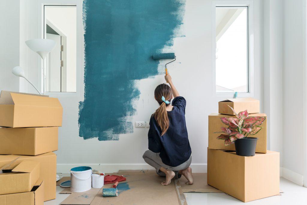 Αλλαξτε τους τοιχους στο σπιτι σας