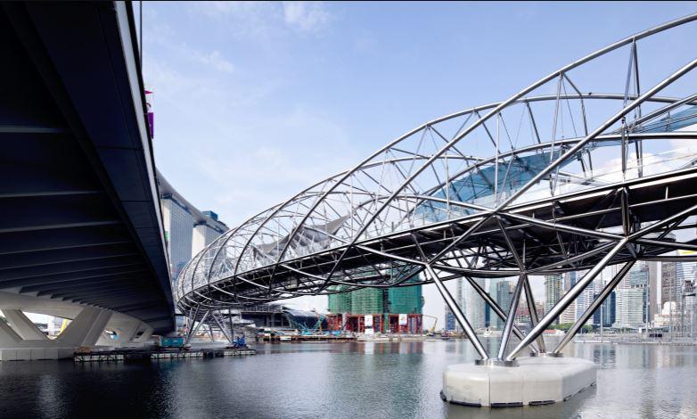 Γέφυρα Helix, Σιγκαπούρη