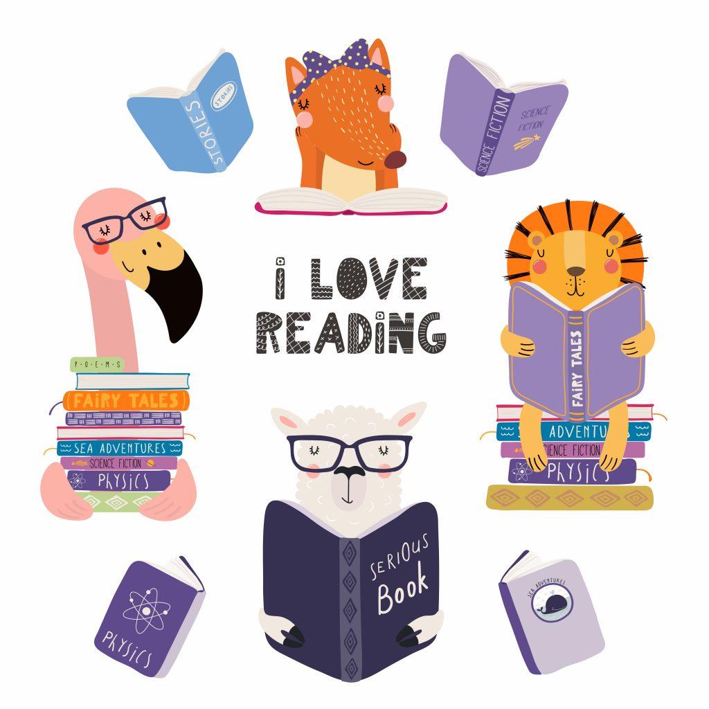 Αγαπημένα παιδικά βιβλία