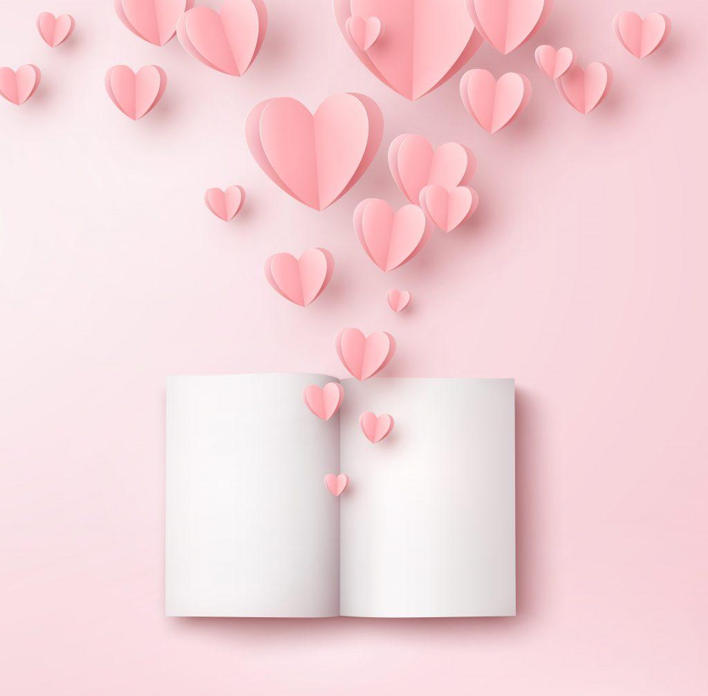 Βιβλία για τον έρωτα