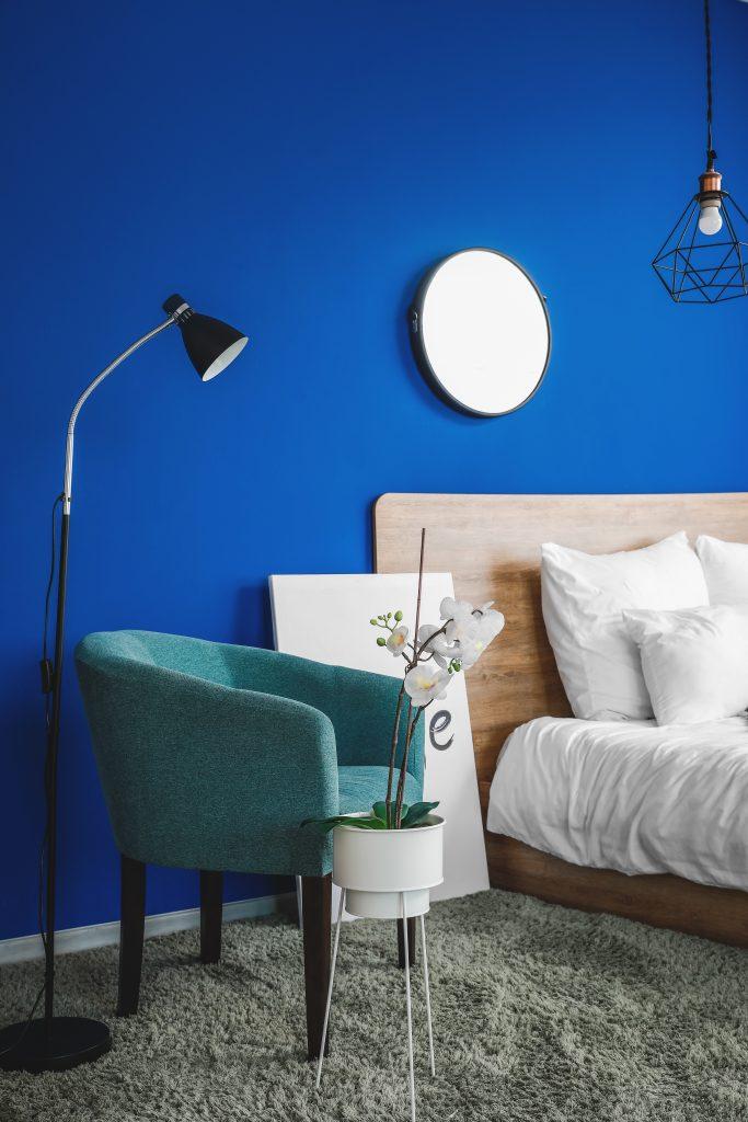 Μπλε τοίχος