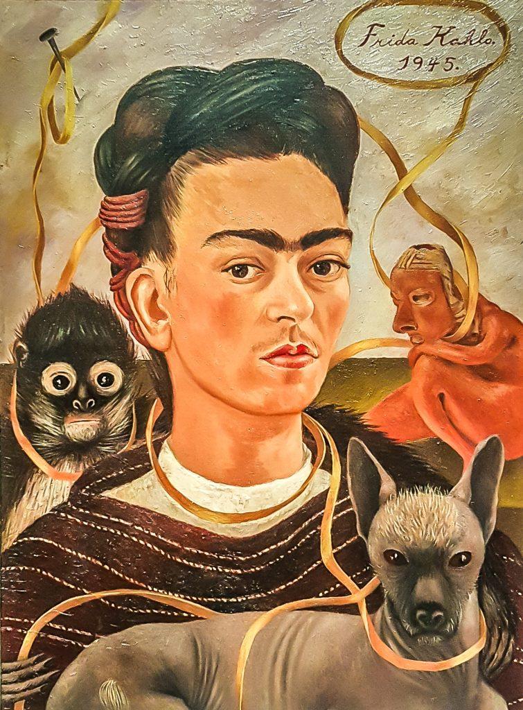 Πορτραίτο της Φρίντα Κάλο