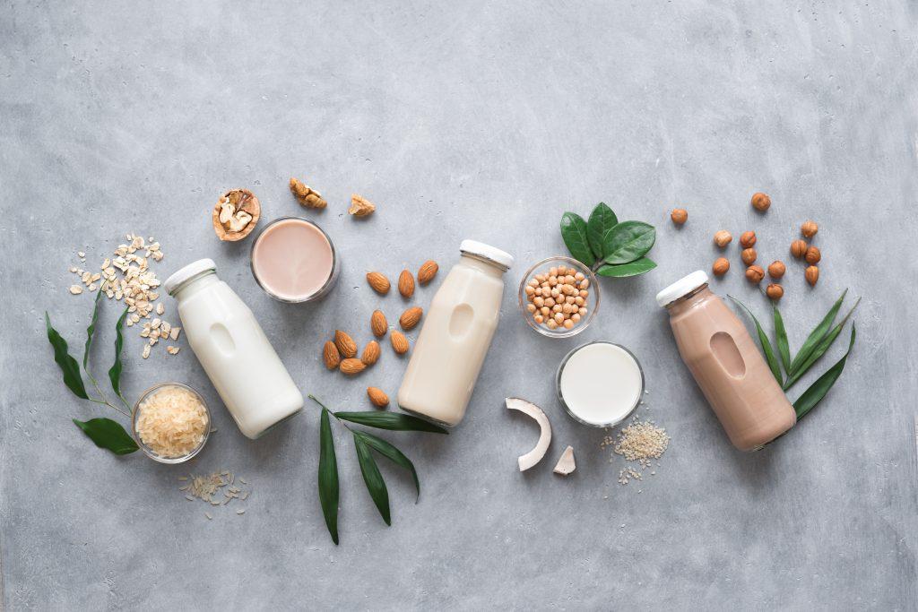 Vegan γάλα