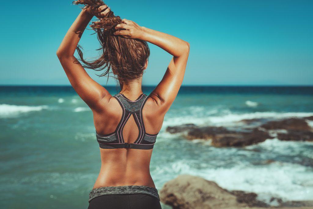 Γυμναστική παραλία