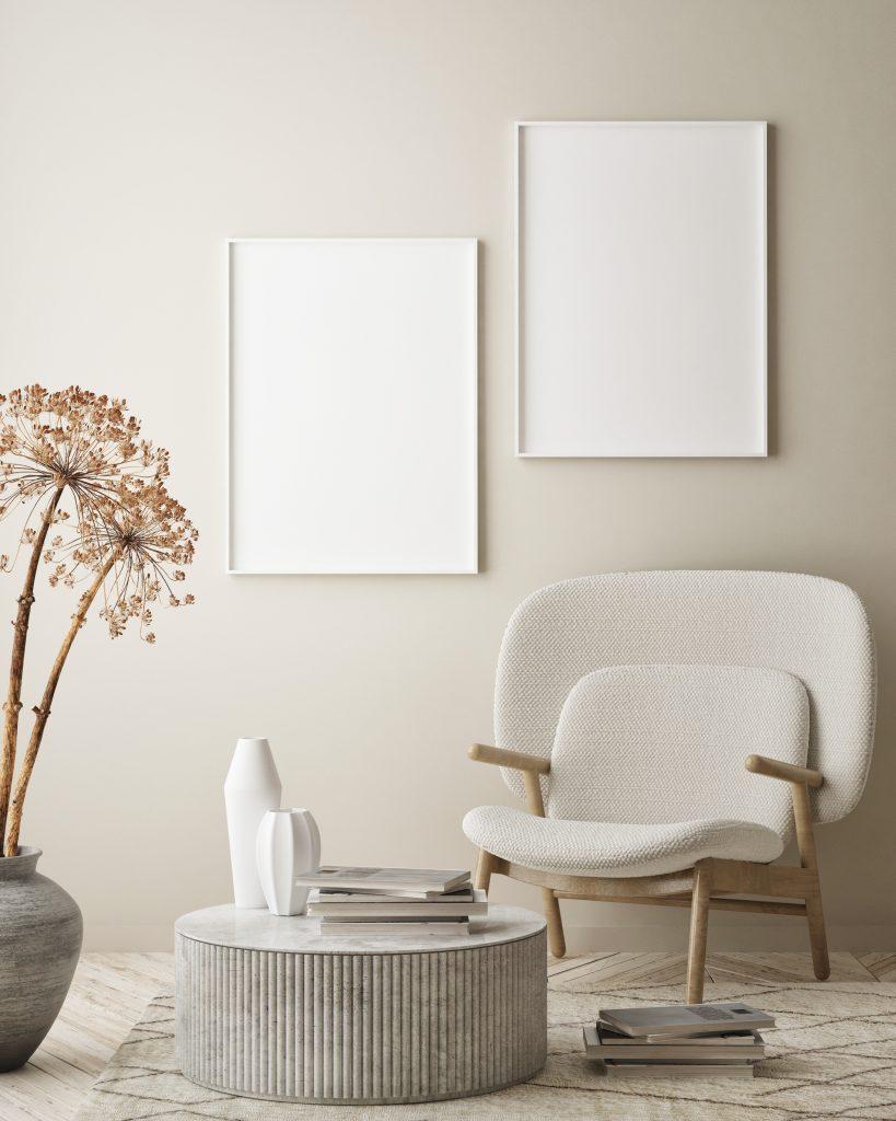 Λευκή καρέκλα