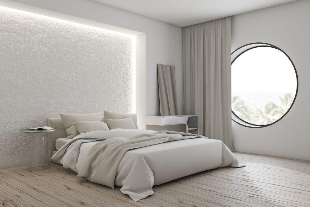 Μίνιμαλ δωμάτιο
