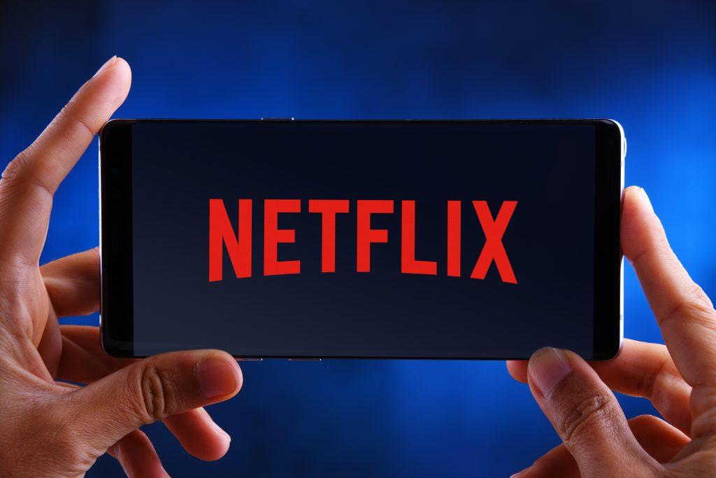 Netflix σε κινητό
