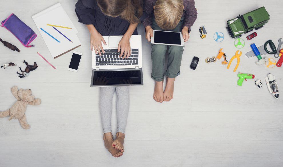 Παιδιά και social media