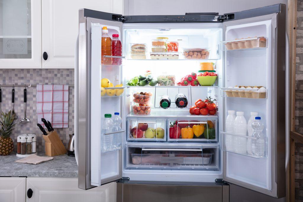 Ψυγείο και τρόφιμα