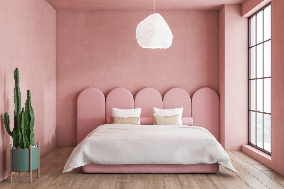 Υπνοδωμάτιο ροζ