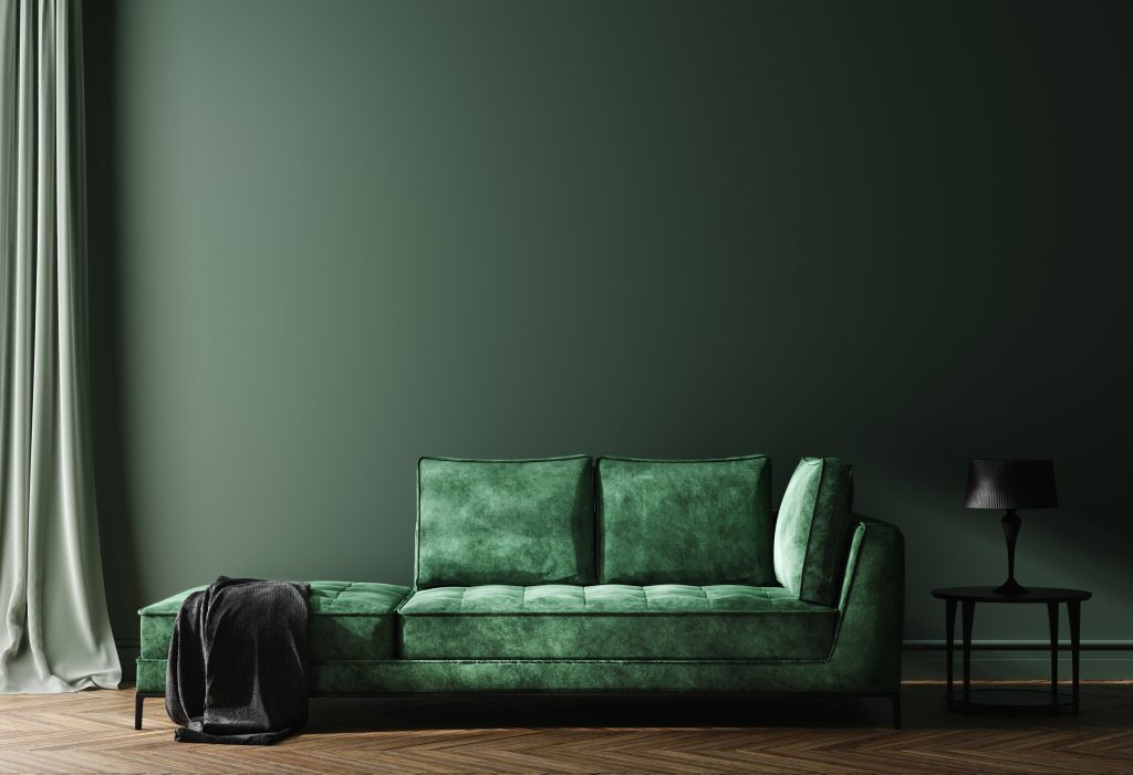 Πράσινο σαλόνι