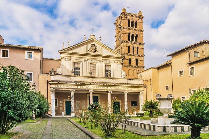 Santa Cecilia στο Trastevere