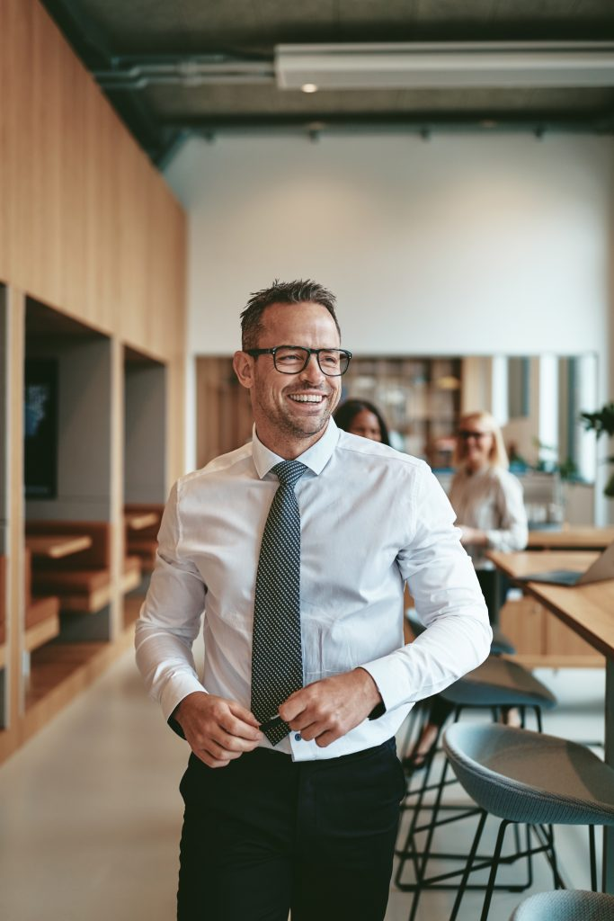 Start-Up businessman