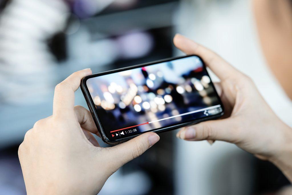 Οθόνη smartphone