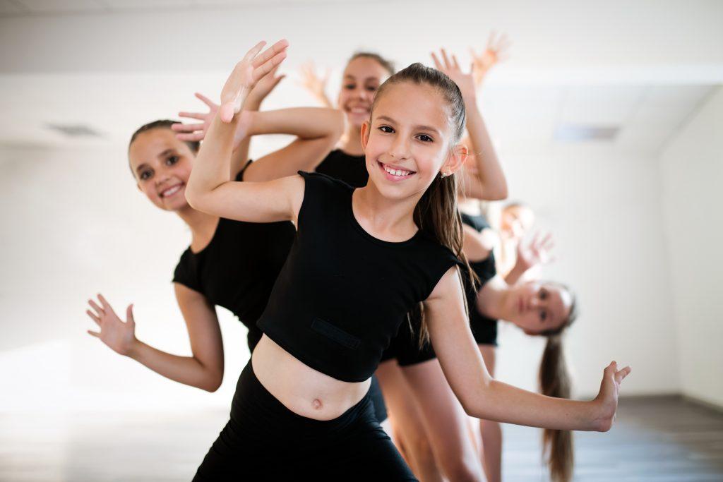 Παιδιά και χορός