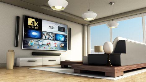4K smart TV
