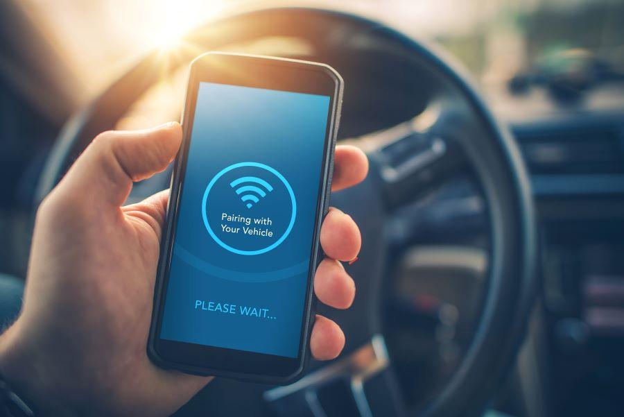 Αυτοκίνητο και Smartphone
