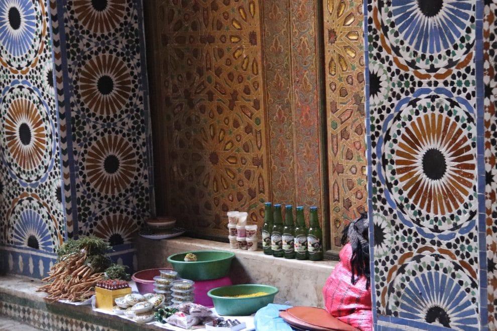 Μαροκινή διακόσμηση
