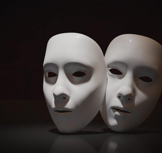 Οι δυο πληγές του θεάτρου