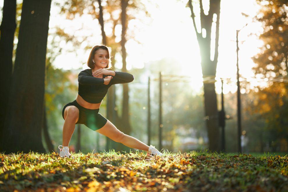 Πρωινή γυμναστική