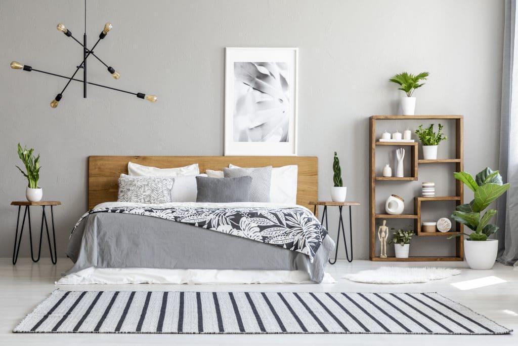 Cozy κρεβατοκάμαρα