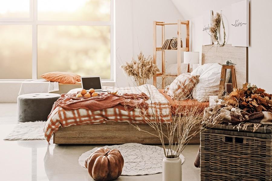 Φθινοπωρινό δωμάτιο