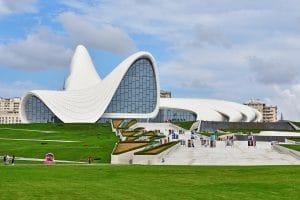 Heydar Aliyev, Αζερμπαϊτζάν