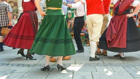 Χορός polka